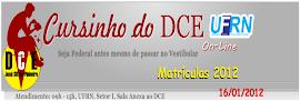 CURSINHO DCE-UFRN