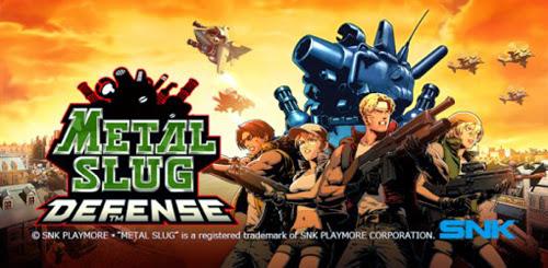 Baixar Metal Slug Defense Dinheiro Infinito