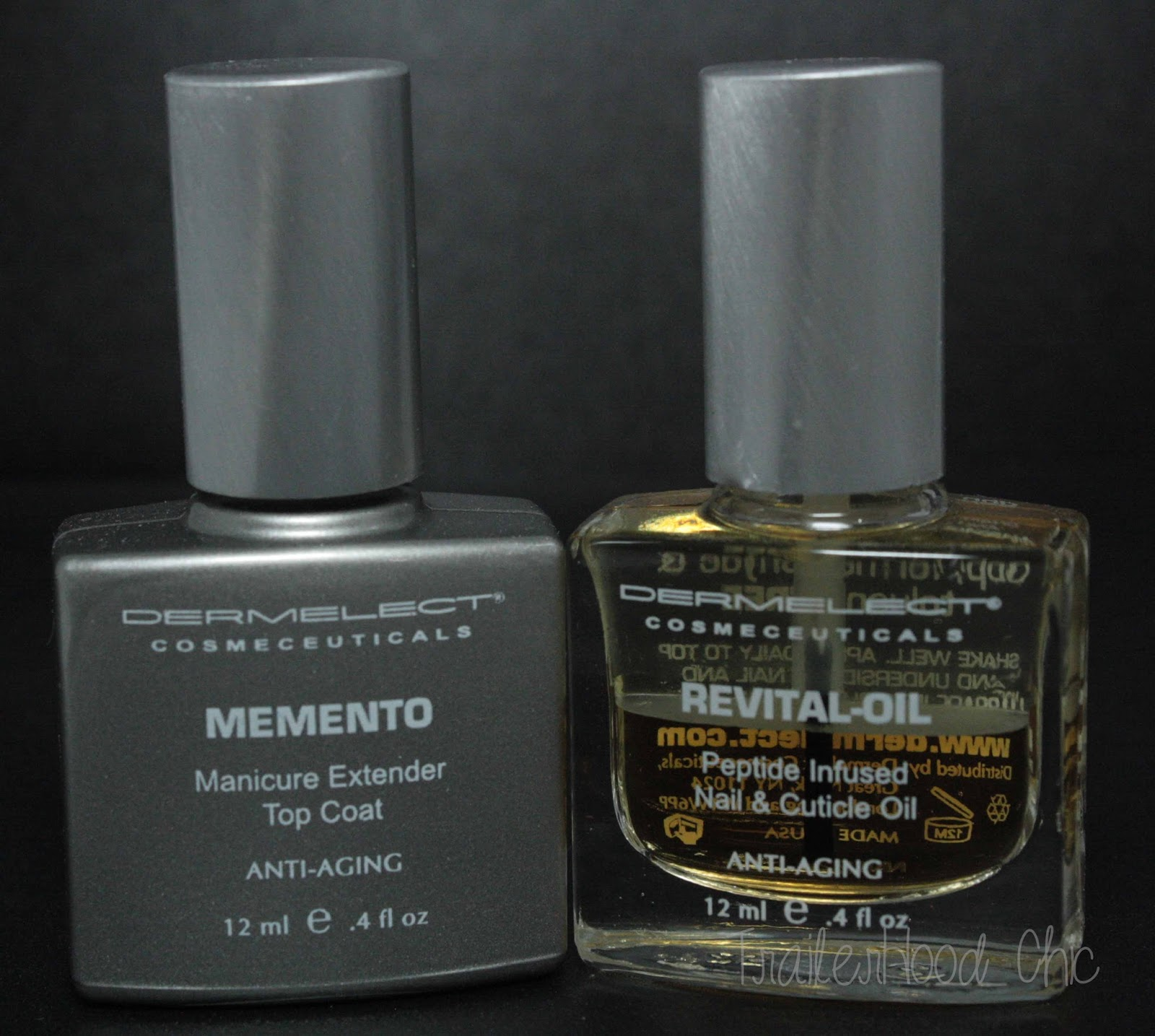 dermelect memento revital oil