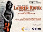 Concerto Lauren Rioux