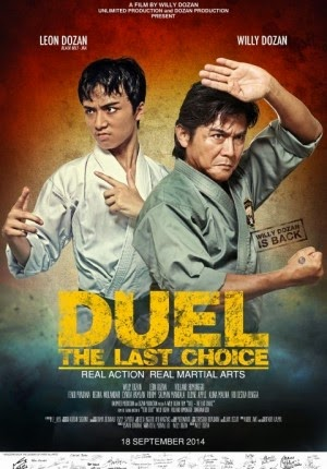Film Duel: The Last Choice 2014 di Bioskop