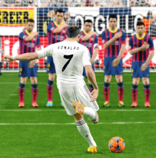 Game paling oke 2015 Pro Evolution Soccer 2016