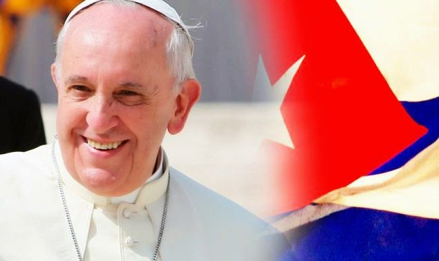 Papa en Cuba Setm 2015