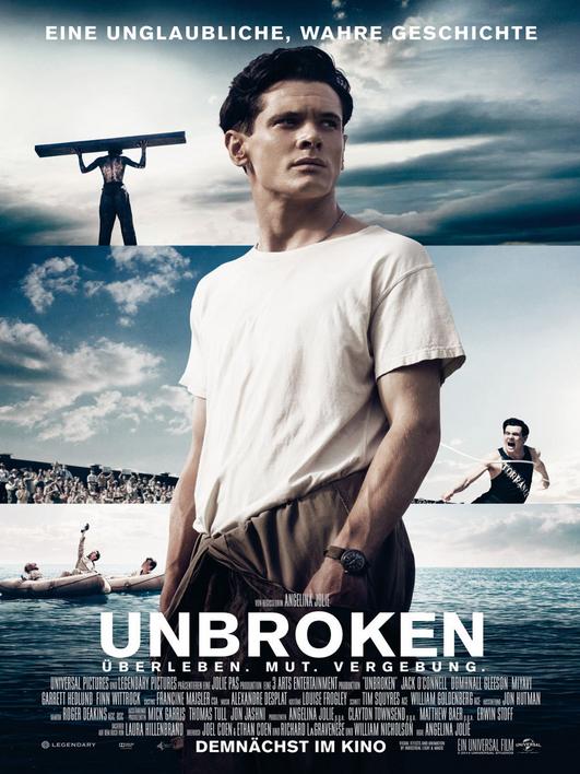 Familienfunk Filmtipp Unbroken