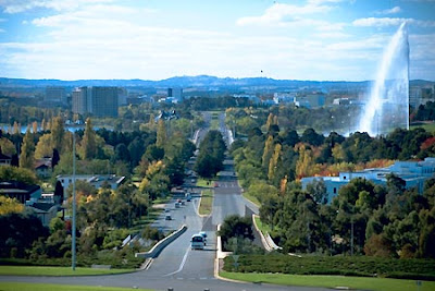 Canberra Tourism Photos