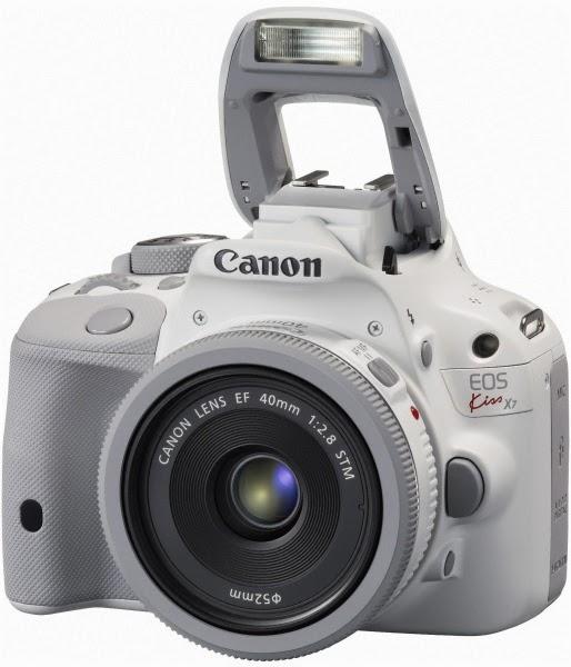 Canon EOS Rebel SL1, X7 EOS Kiss, Hybrid CMOS AF II, procesador DIGIC 5, vídeo Full-HD, cámara pequeña DSLR, Canon EOS 100D