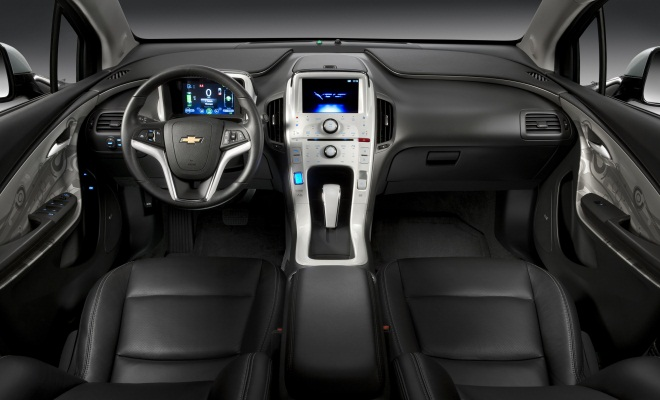 Chevrolet Volt interior