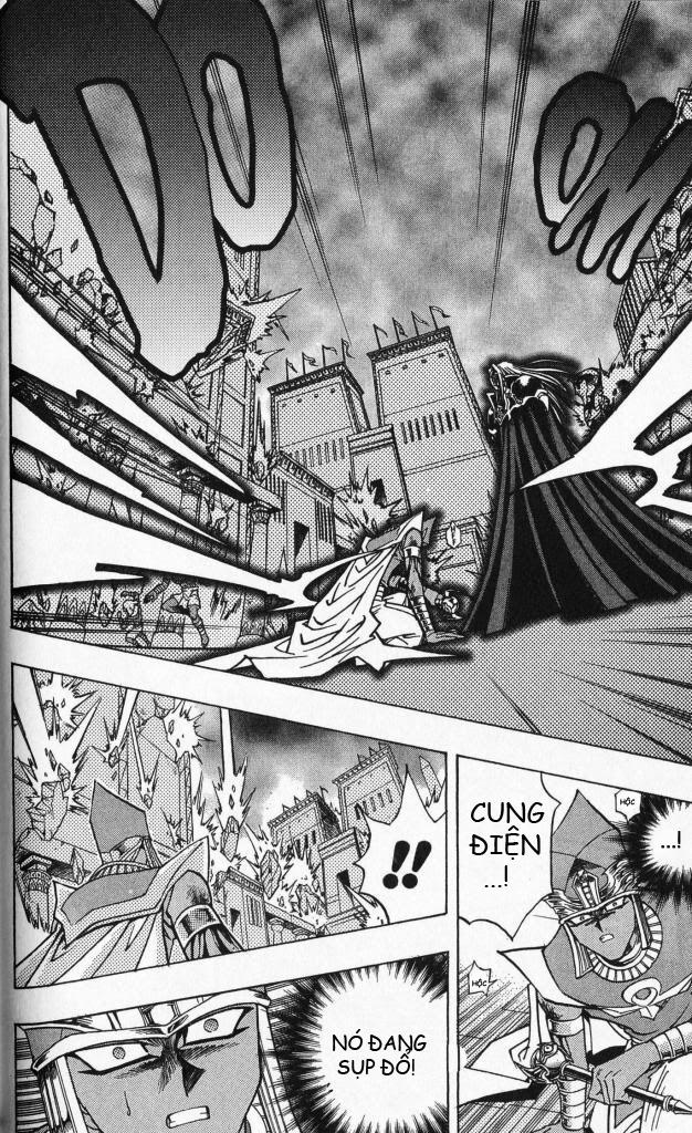YuGi Oh – Vua Trò Chơi chap 329 Trang 17
