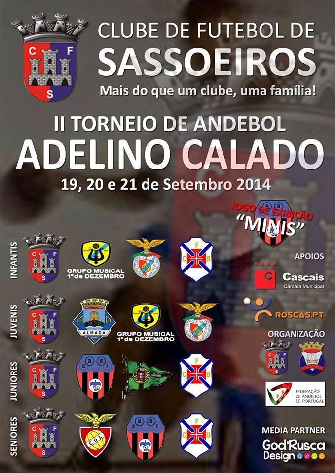 CA Notícias II Torneio de Andebol Adelino Calado 2014