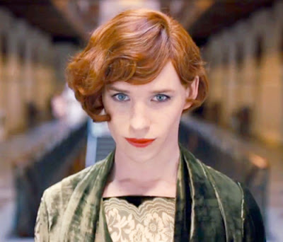 Eddie Redmayne - The Danish Girl 2015