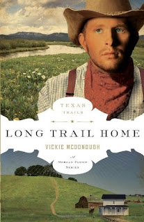 Heidi Reads... Long Trail Home by Vickie McDonough