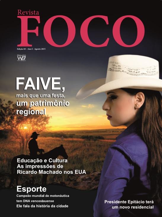 Leia Revista Foco - Agosto/15