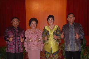 """Lagu """"Anak Medan"""" Bergema di Pisah Sambut Kajati Jambi"""