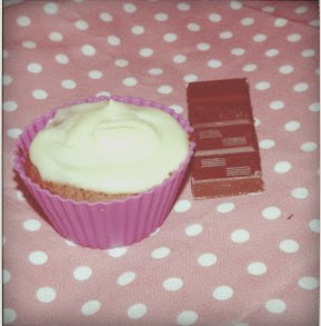 recette, dessert, cupcake, chocolat, chocolat blanc, 2 chocolat, ganache