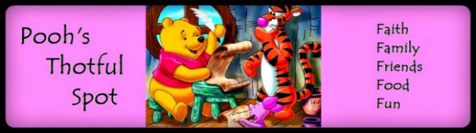 Pooh's Thotful Spot