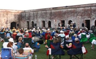 Concerts at Fort