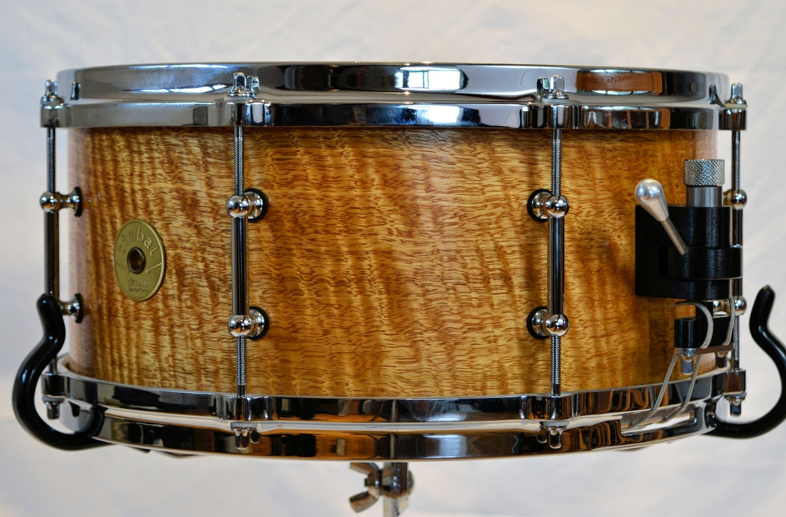 caja de una sola capa de timbal drums