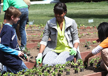 5th Annual Kitchen Garden Spring Planting