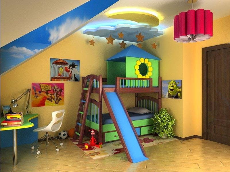 false ceilings in the kids room,ceilings in the kids room,ceilings design in the kids room ,ceilings ideas in the  kids room,New tips to false ceilings in the kids room