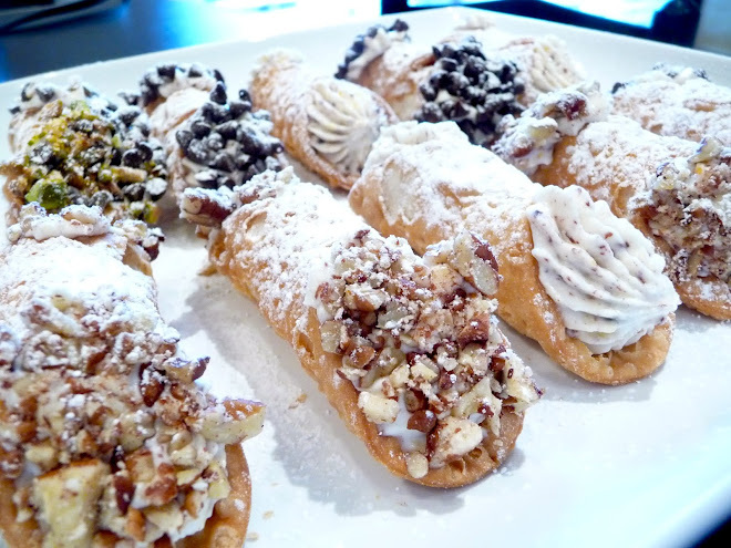 """Leave the gun . . . take the cannolis"""