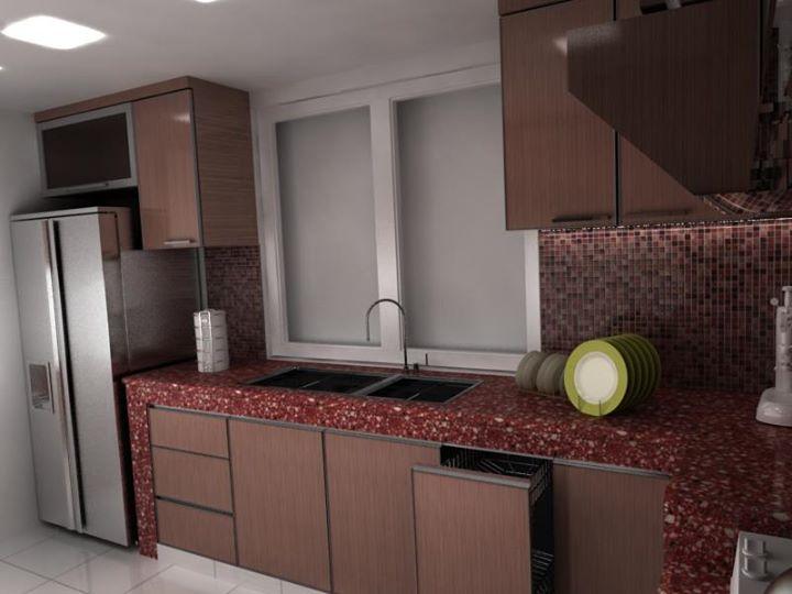 Tidak di kenakan biaya alias free 3 negosiasi harga for Harga kitchen set surabaya