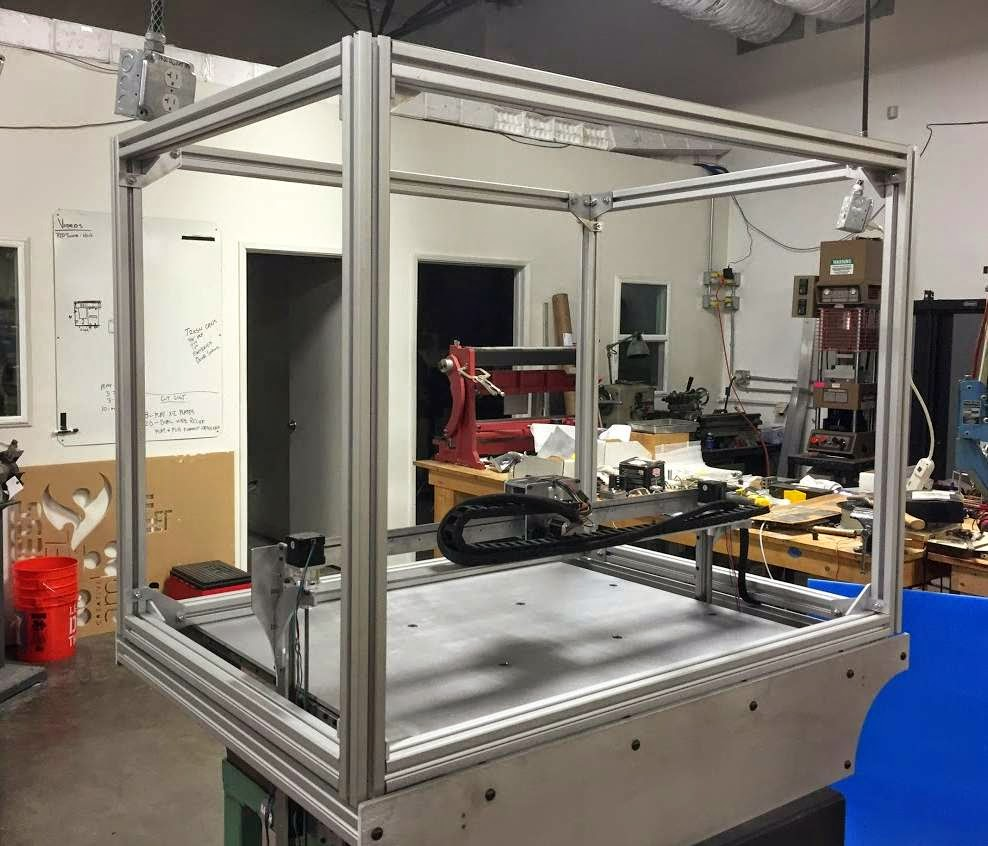 Diy 3d printing may 2015 for 3d printer build plans