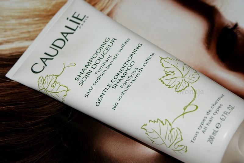 Caudalie. Delikatny szampon do włosów.