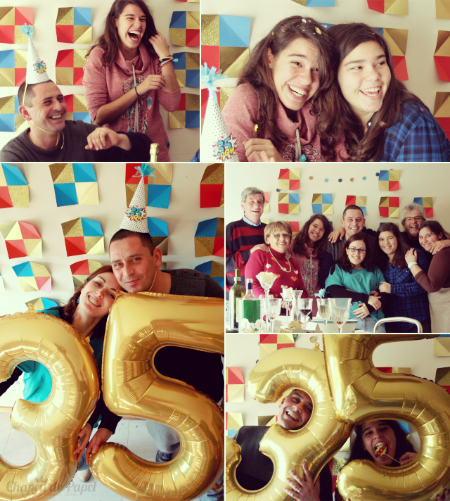 fotos giras aniversário