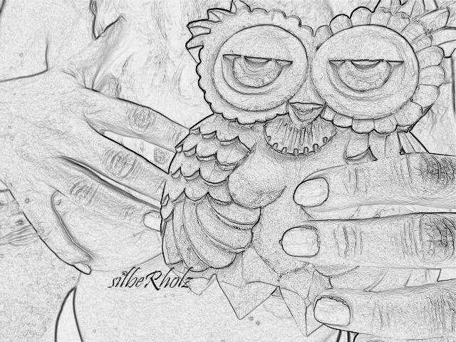 Eule Sova Owl