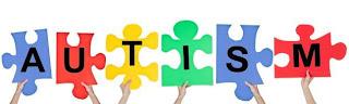Autism spelt through jigsaw