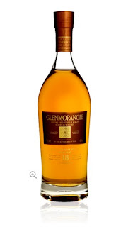 Glenmorangie 18 year bottle Single Malt Whisky
