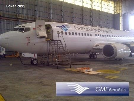Pleuang karir BUMN Garuda, Info kerja BUMN, Lowongan GMF Aeroasia