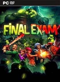 Final Exam PC Game Coverbox Final Exam SKIDROW