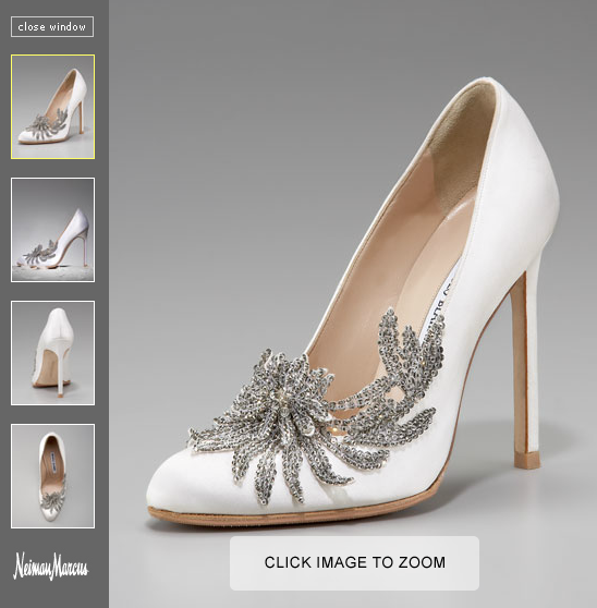 manolo blahnik swan shoes uk