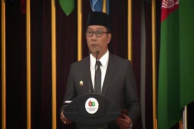 Video Pembacaan Dasasila Bandung oleh Ridwan Kamil