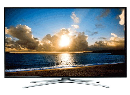 3D Samsung 55 Inchi Smart TV UA55F8000