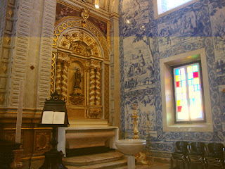 Beautiful Sitio da Nazare Church Saint photo - Leiria