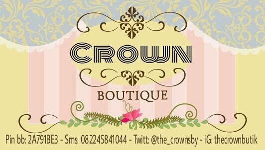 The Crown butik 212