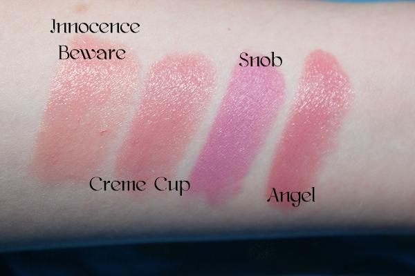 Makeup, Beauty & Fashion: MAC Lipstick Collection: Photos ...