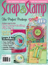 Scrap and Stamp Arts