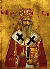 Saint Nikolai Velimirovic