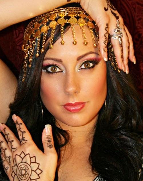 Make up Looks Collection: Halloween Makeup Looks  Part 2 - Makeup Set Halloween