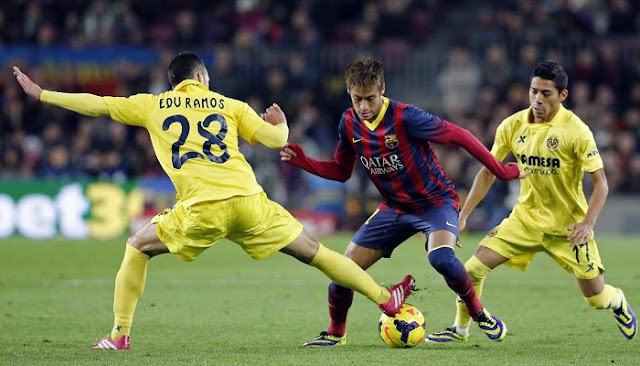 Ver partido Barcelona vs Villarreal en vivo