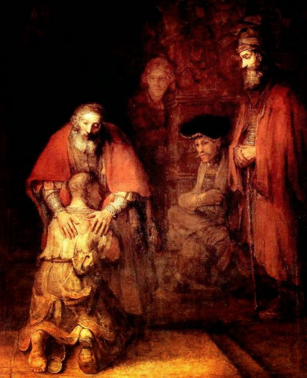 Homeless in America: Jesus's Parable of the Prodigal Son ...