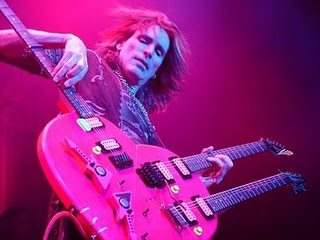 World Largest Ever Online Guitar Lesson, Steve Vai photo, Steve Vai music Guinness World Record, argest ever guitar lesson line record,  Steve Vai Guitar Lesson world record, Steve Vai Guitar Lesson video