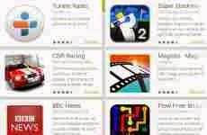 Las mejores aplicaciones para Android en 2013 según Google