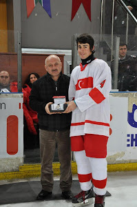 GSIM Player Fatih Fanner  - MVP of  U17 Tourney Turkish National Team