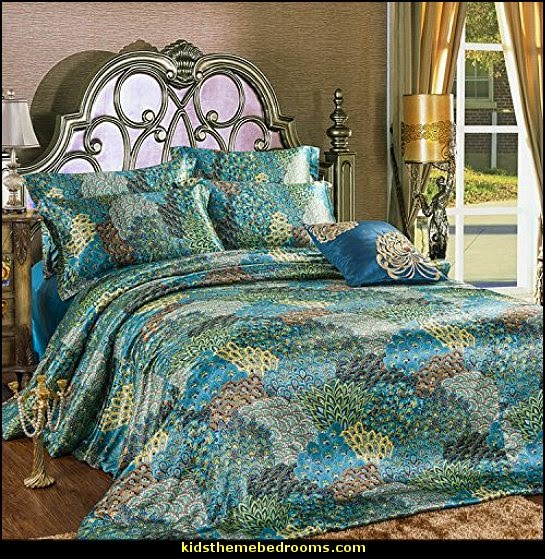 Peacock Bedding Sets