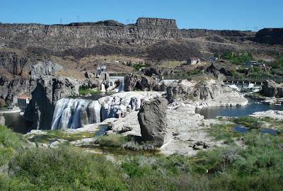 Cachoeira Shoshone  - Idaho