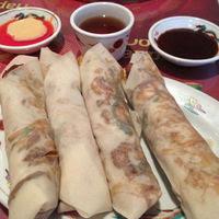Chan's Inn Moo Shoo Beef